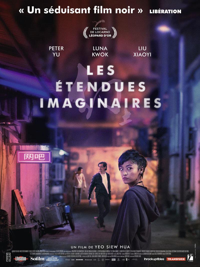 affiche du film Les étendues imaginaires