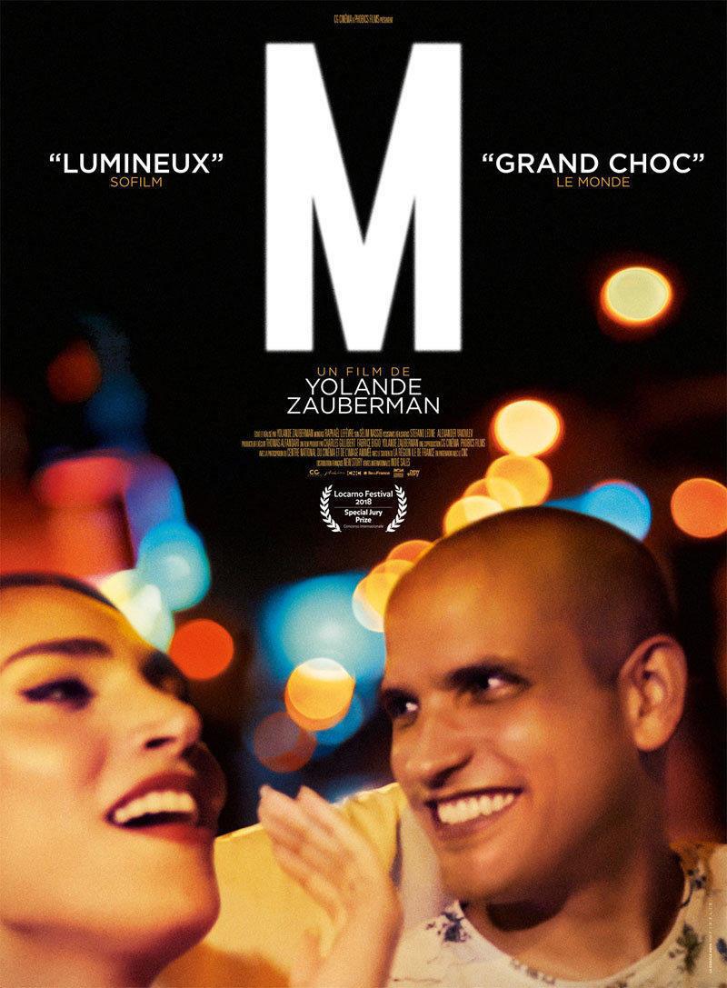 affiche du film M.