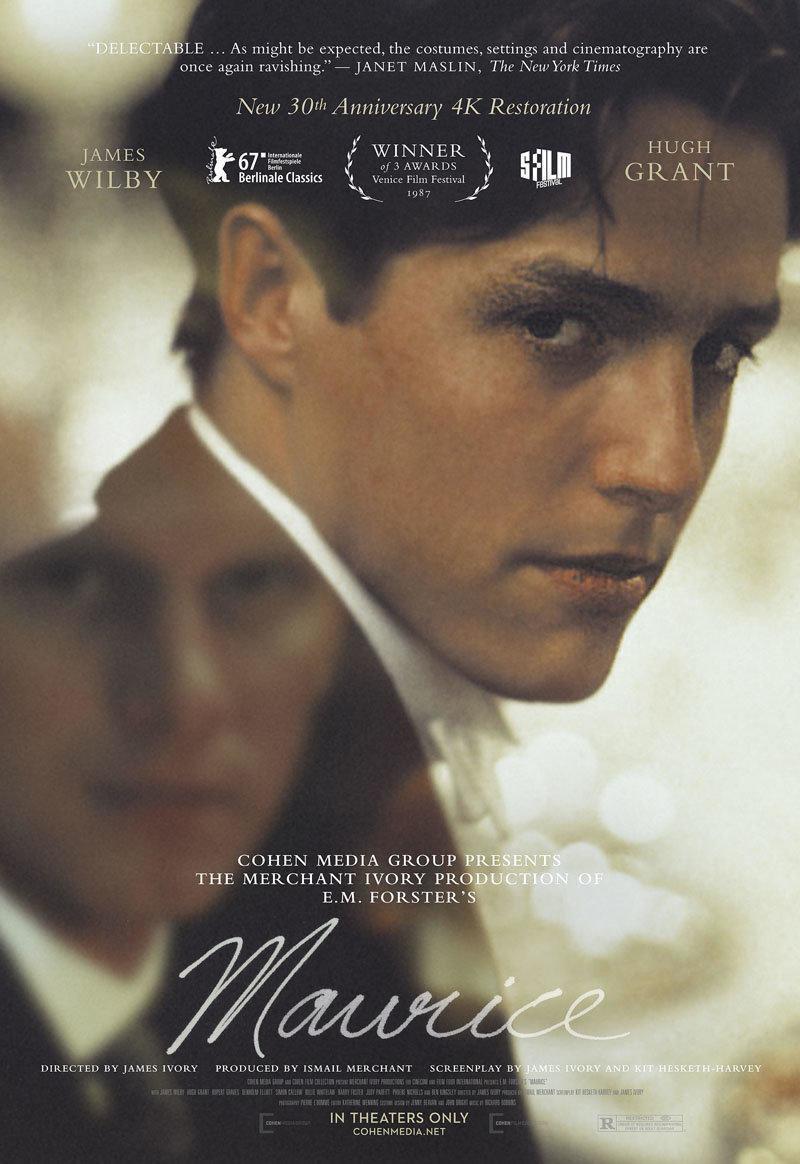 affiche du film Maurice