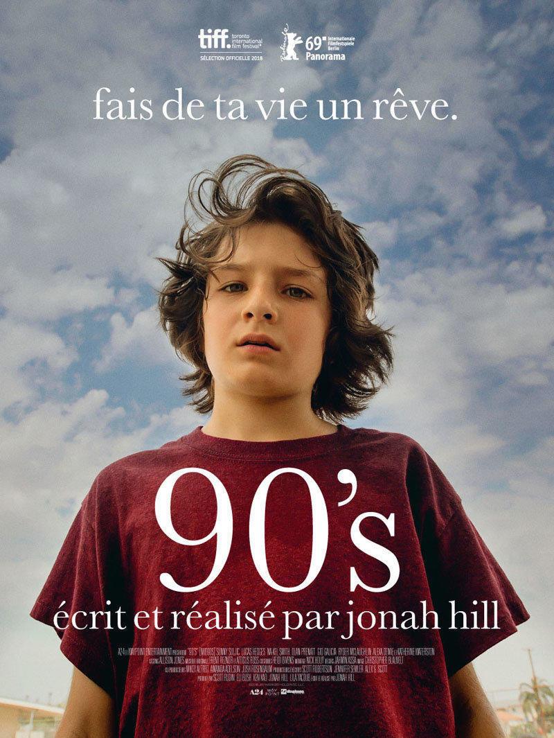 affiche du film Mid 90's
