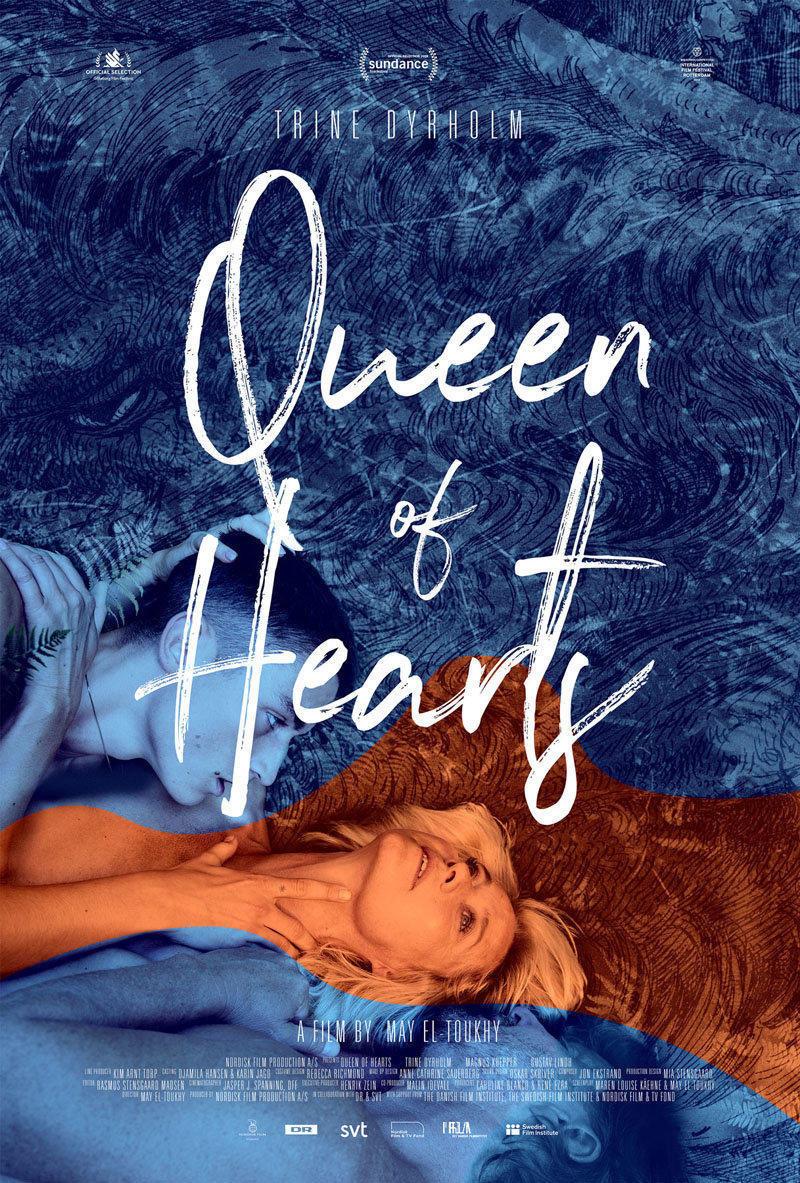 affiche du film Queen of hearts