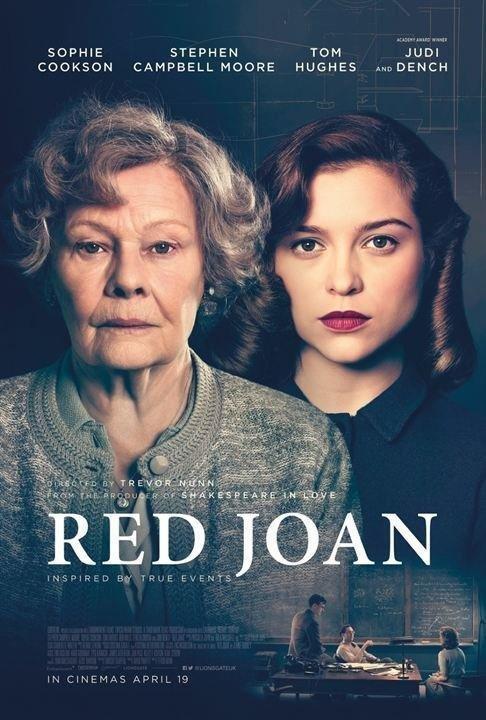 affiche du film Red Joan