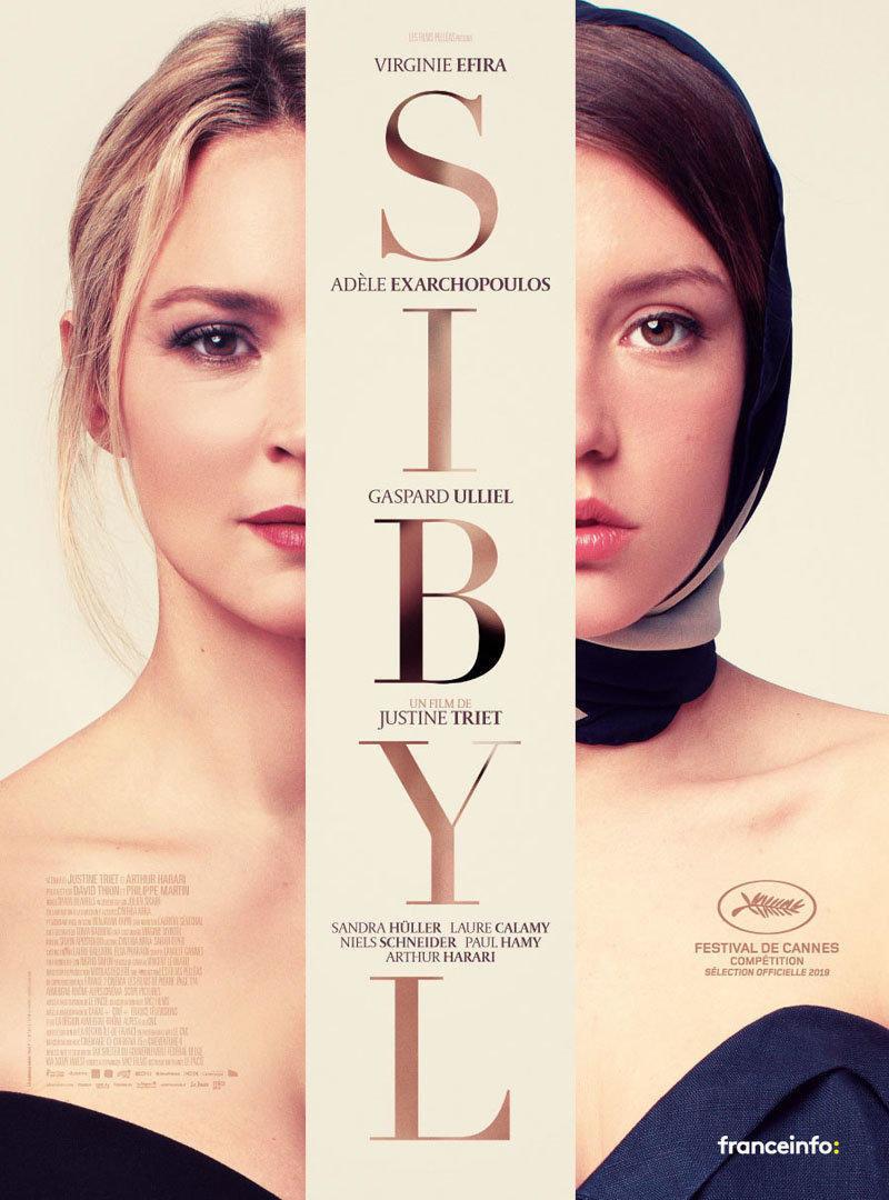 affiche du film Sibyl