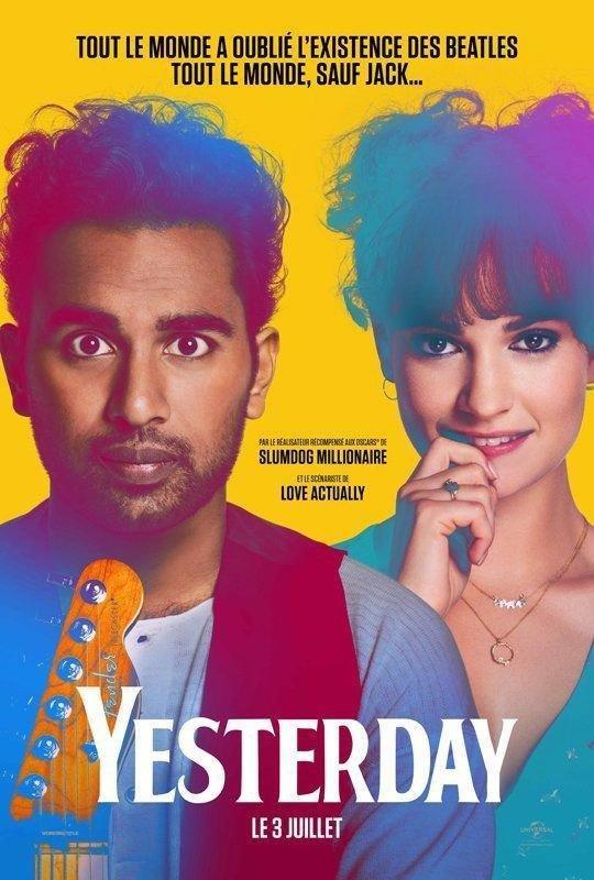 affiche du film Yesterday