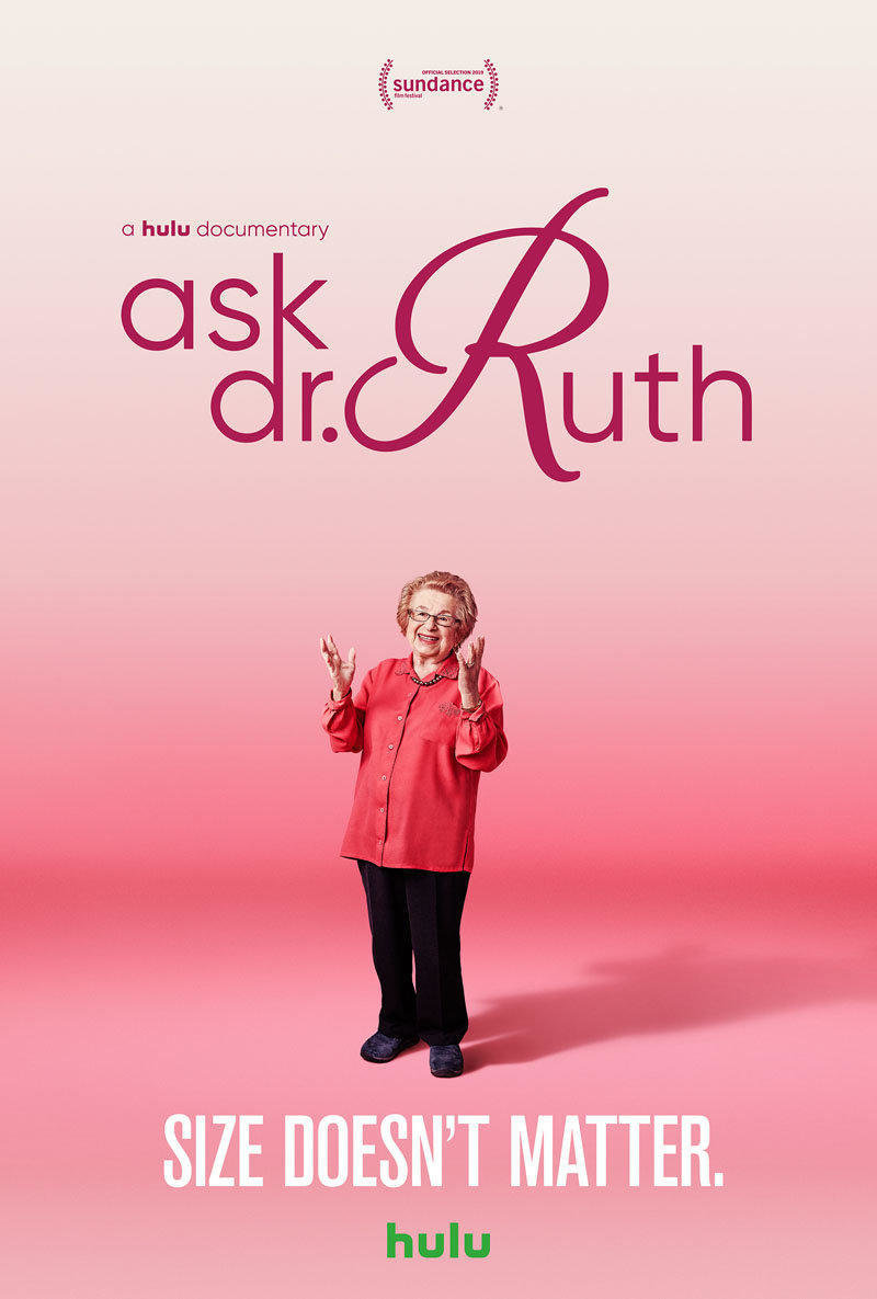 affiche du film Ask Dr. Ruth