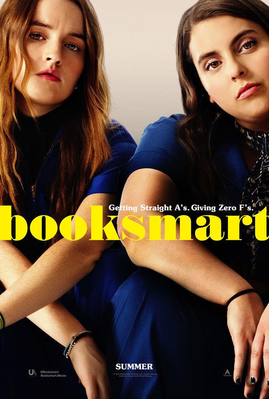 affiche du film Booksmart
