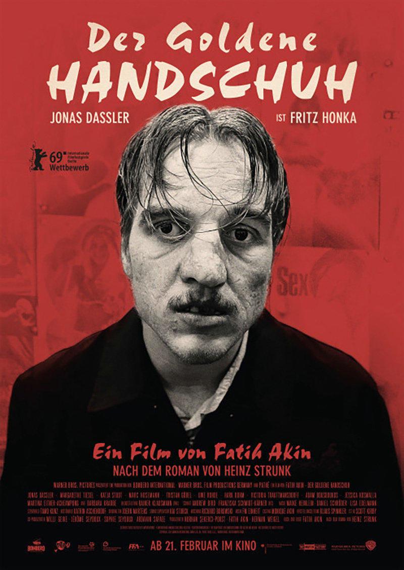 affiche du film Der goldene handschuh