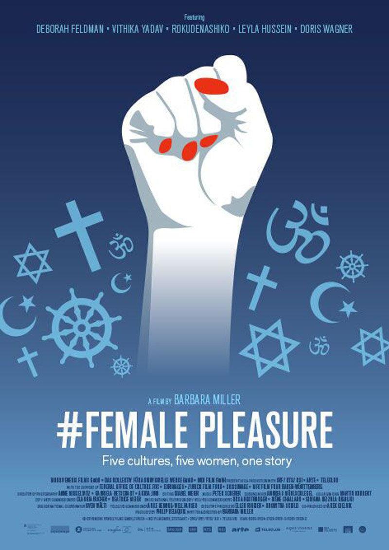 affiche du film Female pleasure