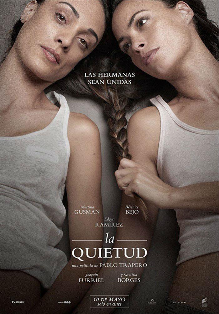 affiche du film La quietud