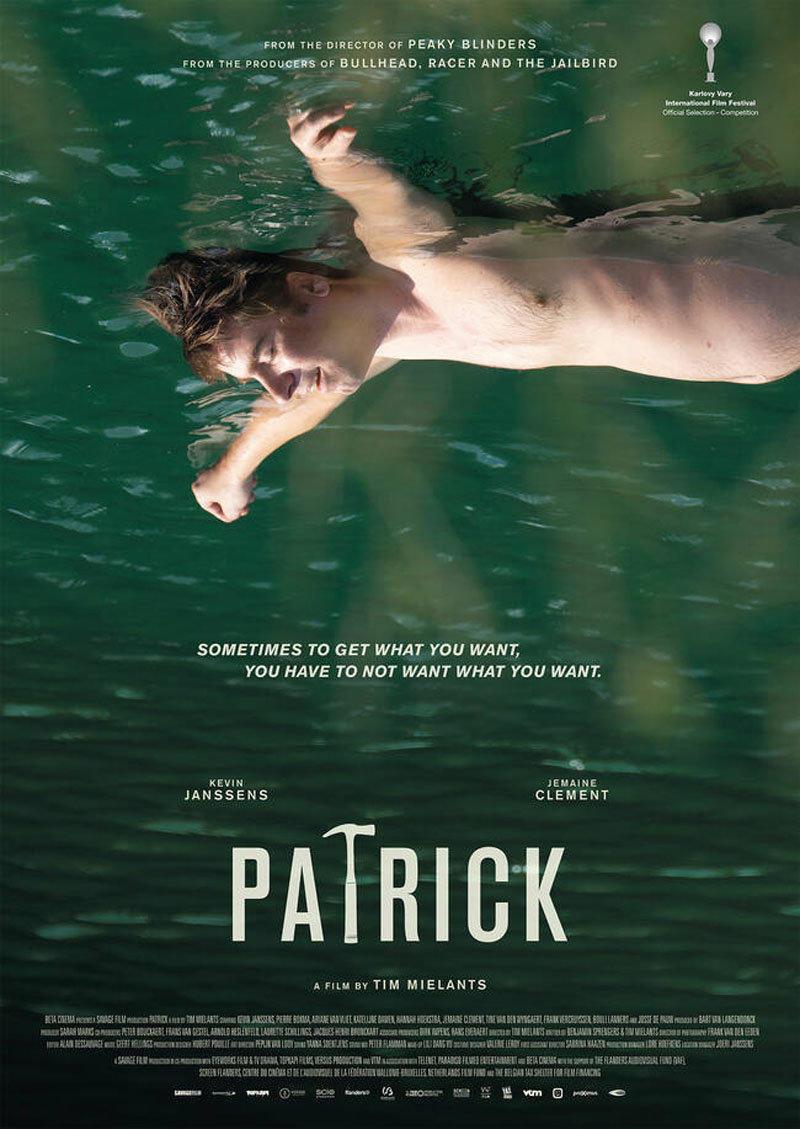 affiche du film Le Patrick