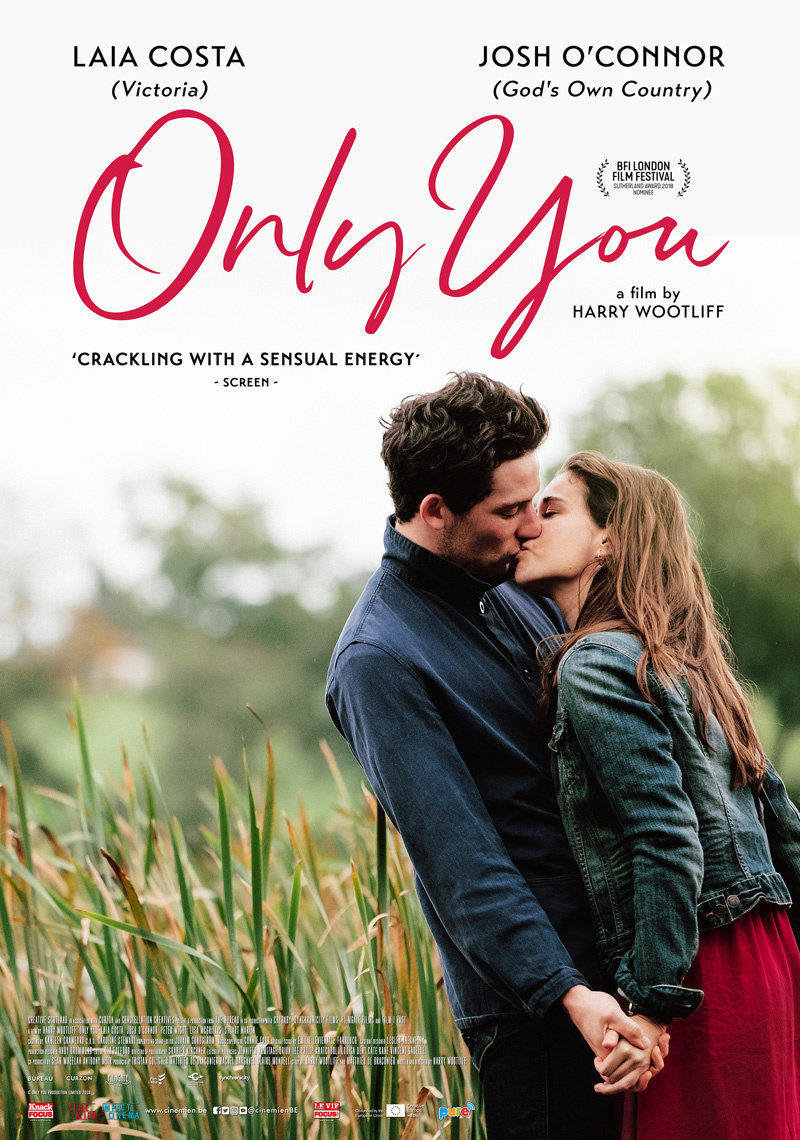 Only you, avec John O'Connor et Laia Costa Only_you_affiche
