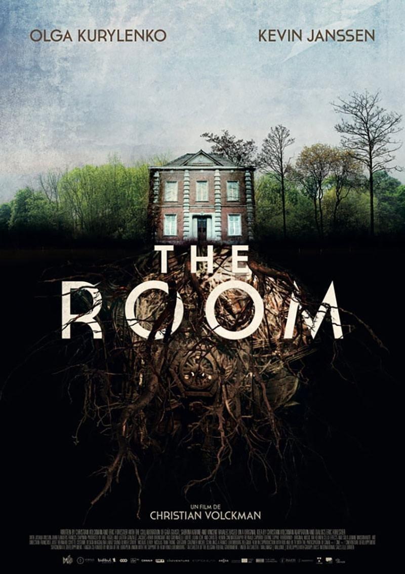 affiche du film The room