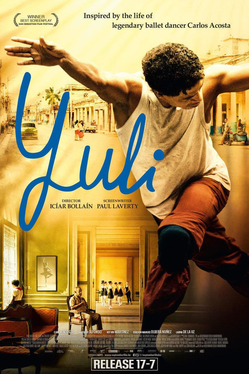 affiche du film Yuli