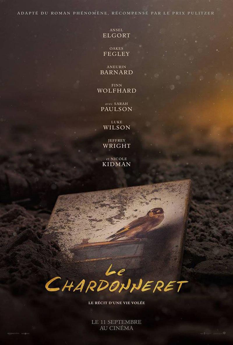 affiche du film Le chardonneret