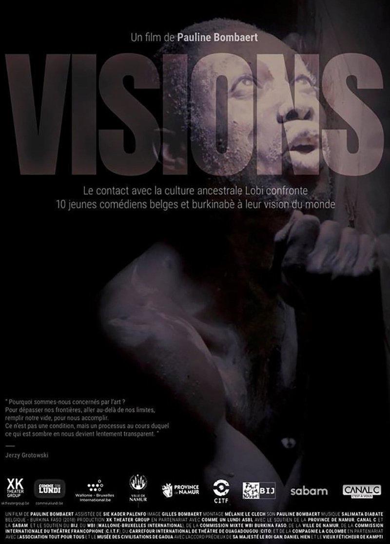 affiche du film Visions