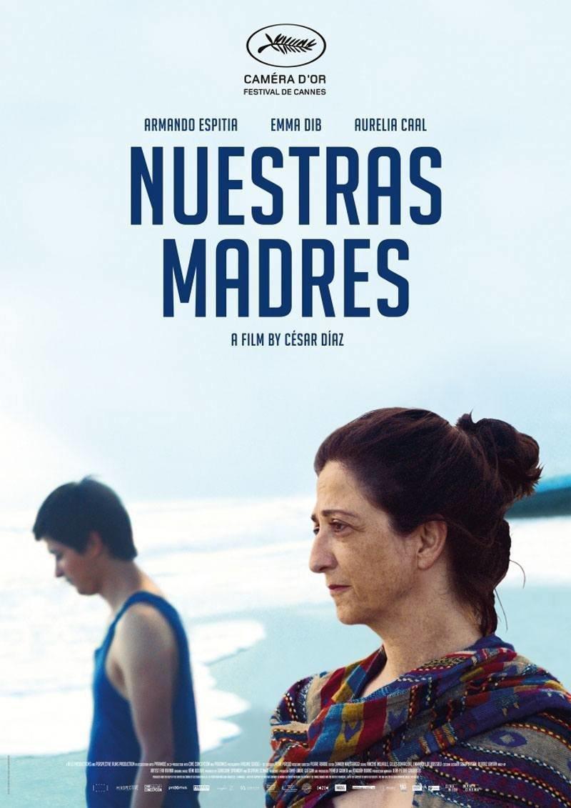affiche du film Nuestras madres