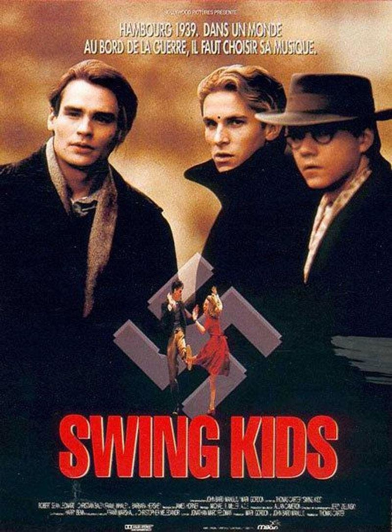 affiche du film Swing kids