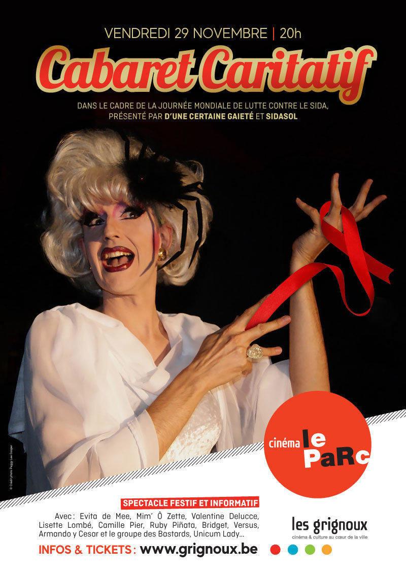 affiche du film Cabaret caritatif