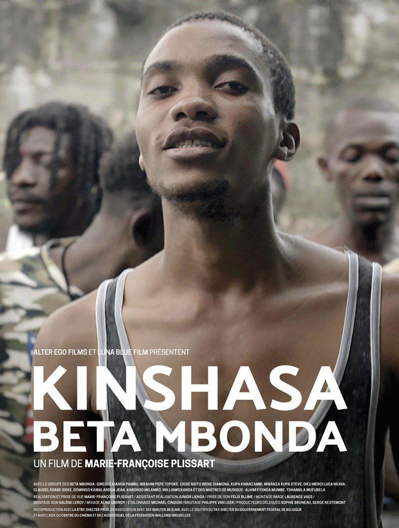 affiche du film Kinshasa Beta Mbonda