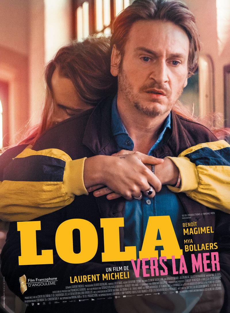 affiche du film Lola vers la mer