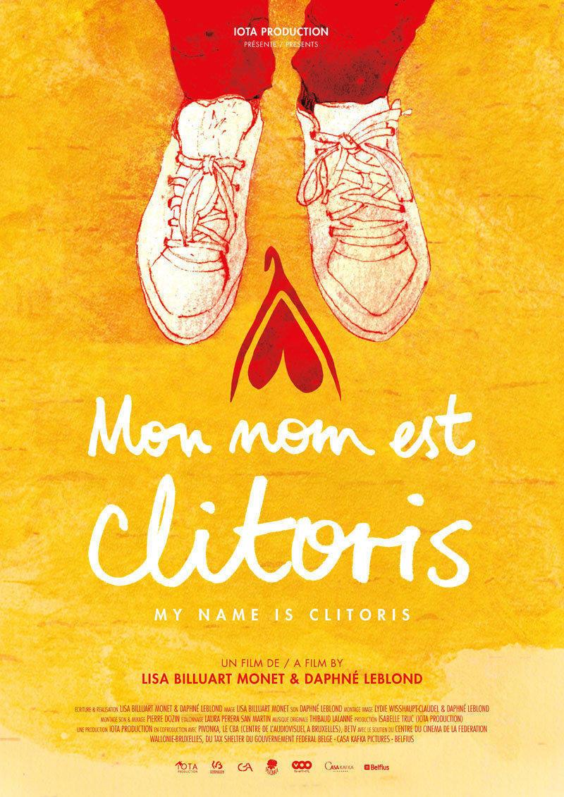 affiche du film Mon nom est clitoris