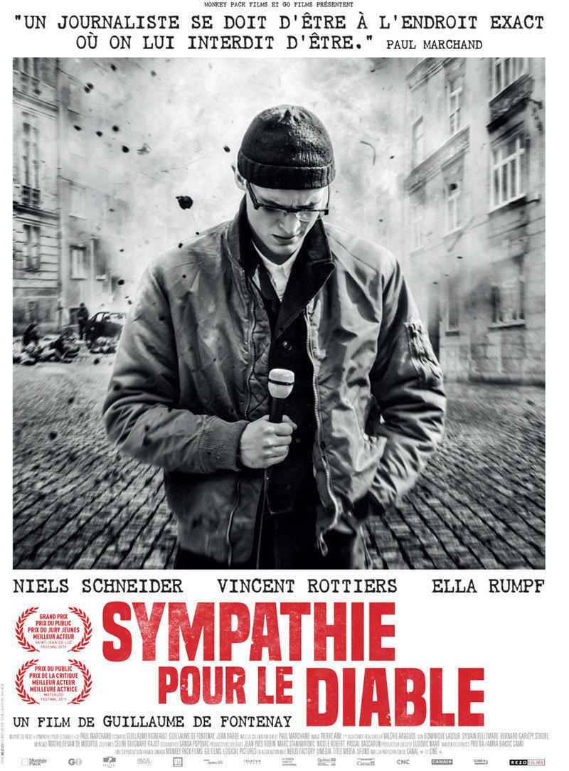 affiche du film Sympathie pour le diable