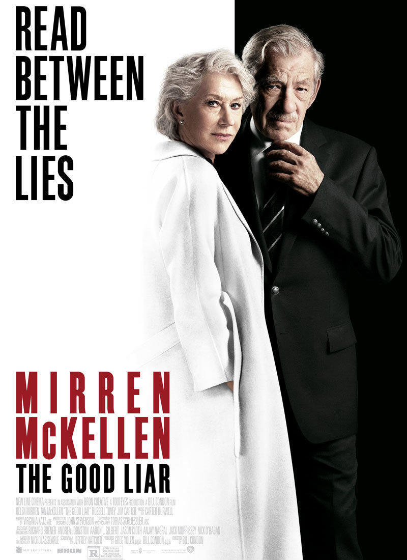affiche du film The good liar