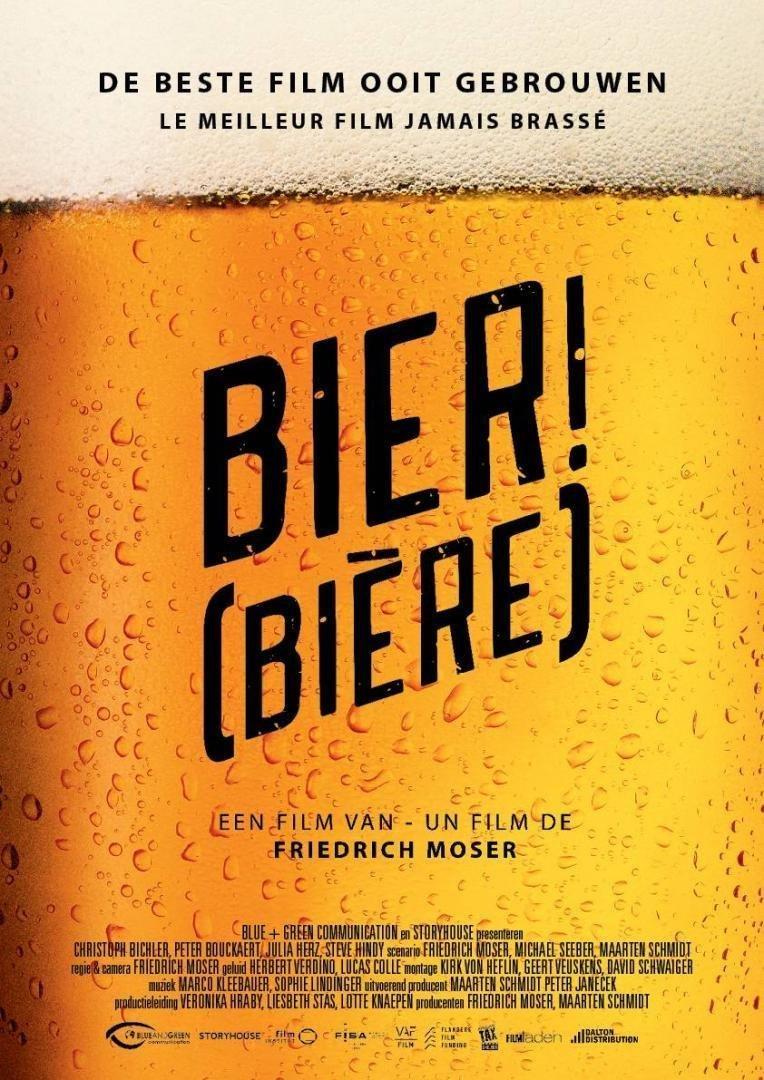 affiche du film Bière !