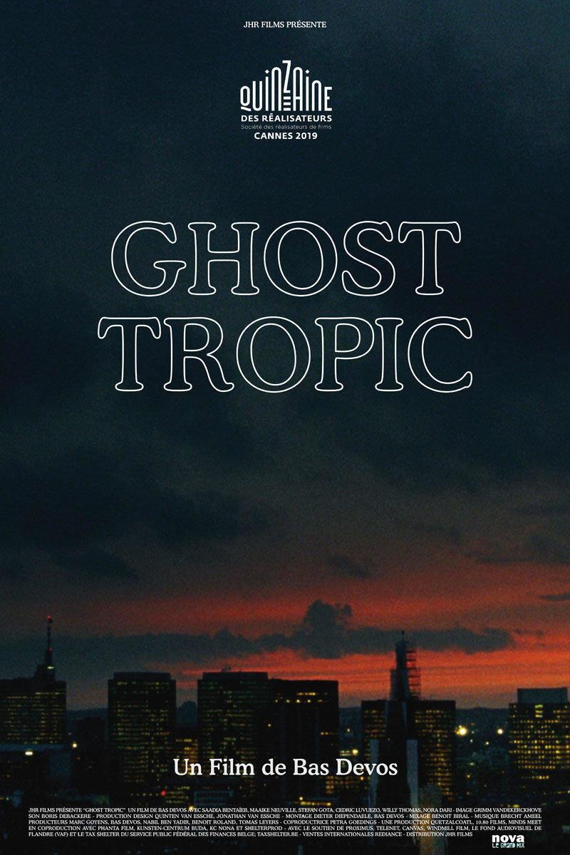 affiche du film Ghost tropic