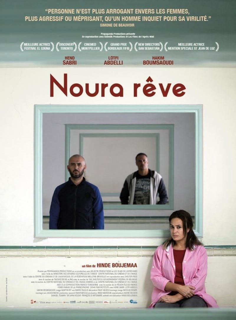 affiche du film Noura rêve
