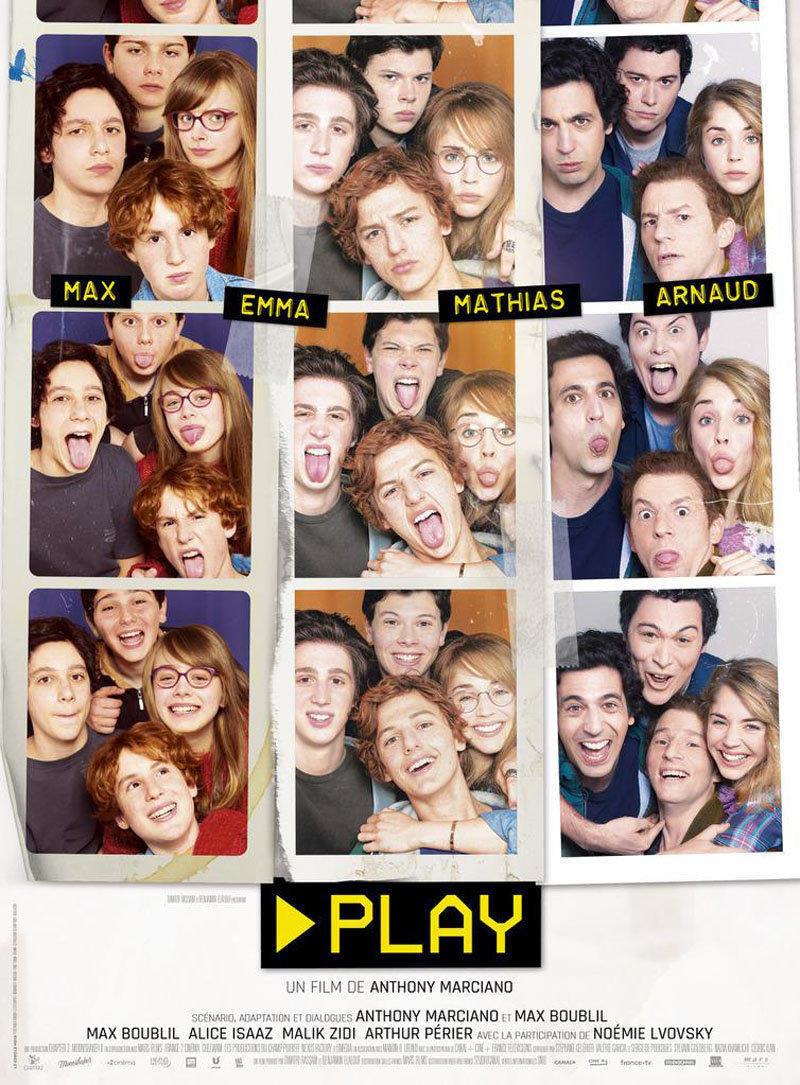 affiche du film Play