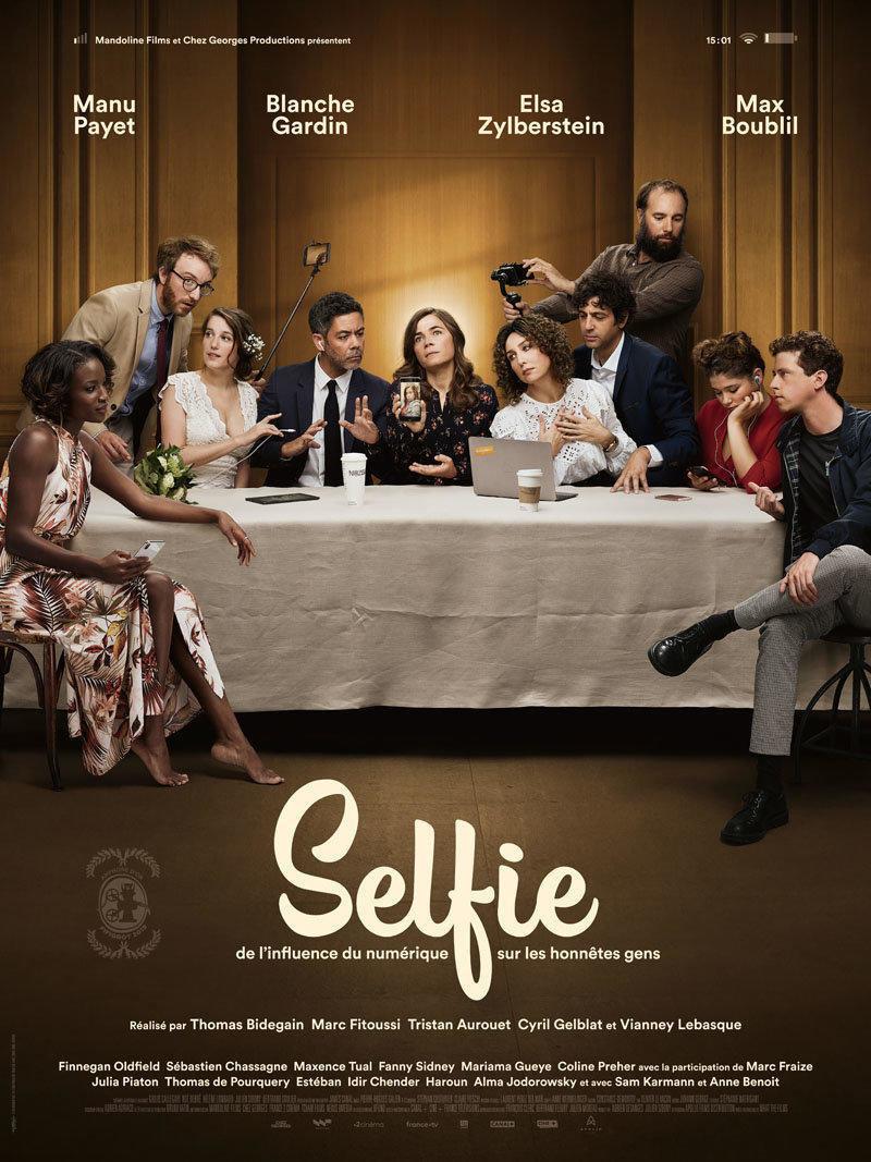 affiche du film Selfie