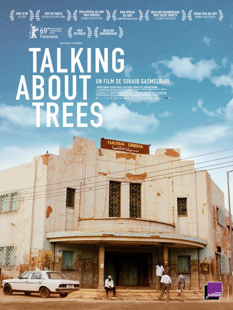 affiche du film Talking about trees