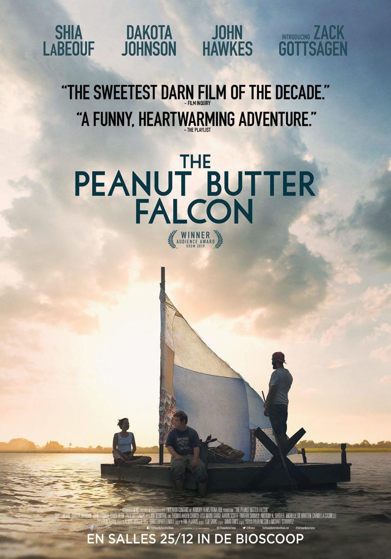 affiche du film The peanut butter falcon