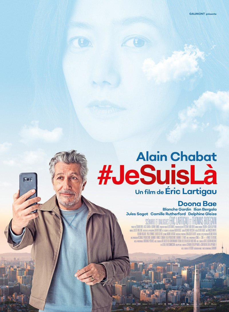 affiche du film #JeSuisLà